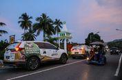 Menuju Sulawesi, Rombongan CR-V Turbo Tempuh Jarak 9.700 Km
