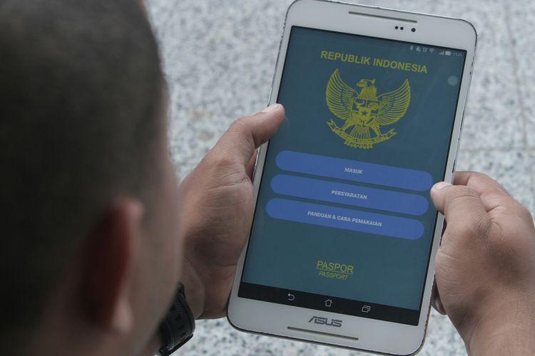 Setelah Dilaporkan ke Polisi, Serangan Akun Fiktif Paspor