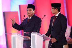 Erick Thohir Sebut Prabowo-Sandiaga Lari dari Topik Debat