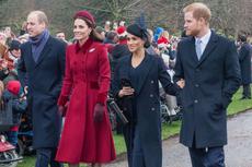 Ibadat Natal, Meghan Markle Pilih Mantel Rancangan Victoria Beckham