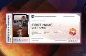NASA Ajak Warga Dunia Terlibat Langkah Awal Perjalanan Manusia ke Mars