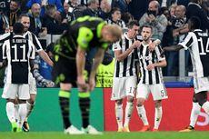 Hasil Liga Champions, Juventus Menang Tipis di Kandang