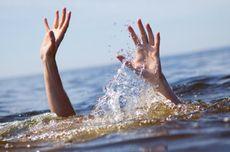 Seorang Nelayan Berhasil Dievakuasi Setelah Perahunya Tenggelam Di Teluk Tomini