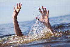 Seorang Pria di Kediri Tewas Tenggelam Saat Coba Selamatkan Kambingnya yang Hanyut di Sungai