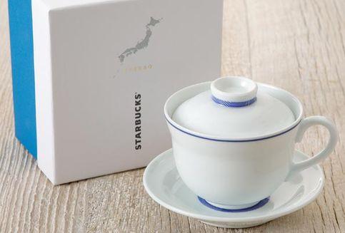 Cocok Dikoleksi, Cangkir Starbucks ala Zaman Edo dari Jepang