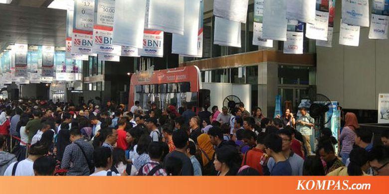 6 8 April Garuda Indonesia Travel Fair Kembali Hadir Di