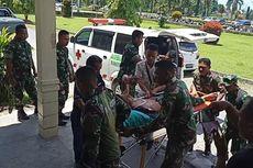 Prajurit TNI yang Luka Tembak Telah Dievakuasi ke Timika