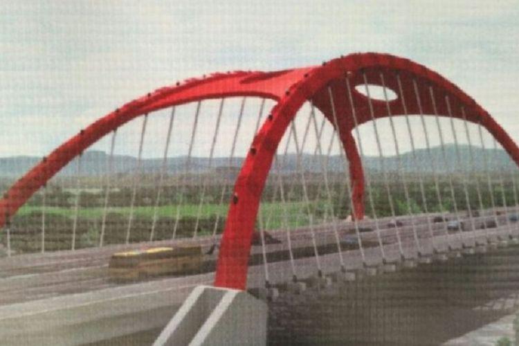 Desain Jembatan Kalikuto