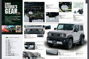 Paket Aksesori Resmi Suzuki Jimny Terbaru