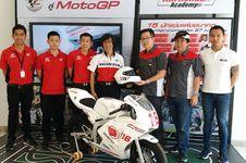 KYT Jadi Helm Resmi Pebalap Honda Thailand