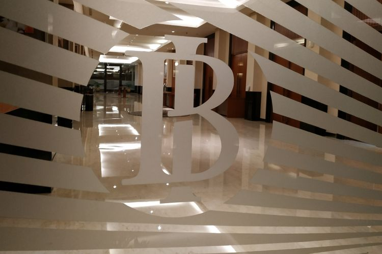 Logo Bank Indonesia (BI).