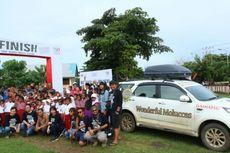Tembus 1.200 Km, Terios Pungkas Ekspedisi Maluku dengan Bantu 11 SD