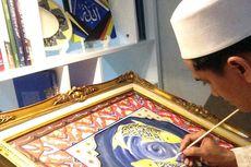 Kisah Bangga Riyanto, Saat Lukisannya Dijadikan Kenang-kenangan Untuk Presiden