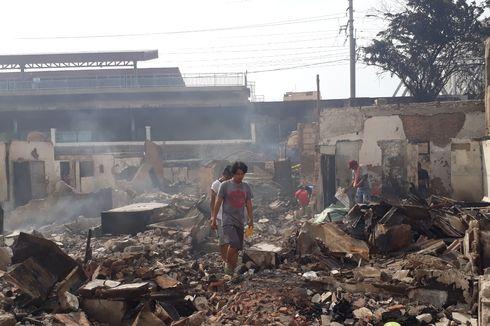 Pembangunan Selter untuk Korban Kebakaran Kampung Bandan Dilelang, Nilainya Rp 8 Miliar