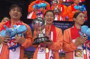 Kalahkan Thailand, Jepang Juara Piala Uber 2018