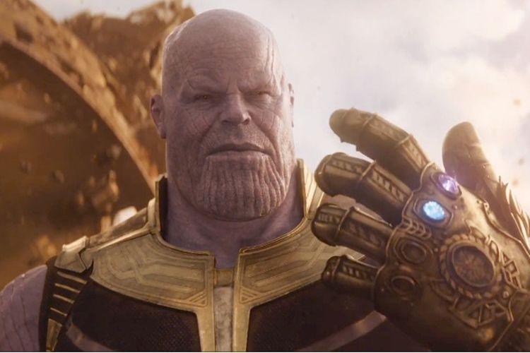 Lokasi soul stone dalam avengers infinity war tunjukkan - Gambar thanos ...