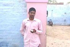 Kesal karena Salah Pilih Partai di Pemilu India, Pria Ini Potong Jari