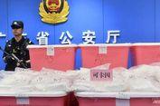 Sita 1,3 Ton Kokain, Polisi China Klaim Tangkapan Terbesar