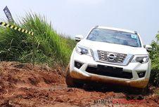 Nissan Terra Mau Curi Pasar Pajero dan Fortuner