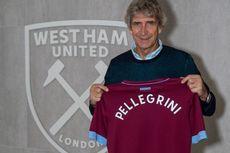 Resmi, West Ham Tunjuk Pellegrini sebagai Manajer Baru