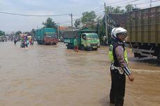Lumpuh 9 Jam, Jalur Pantura Surabaya-Pasuruan Dibuka Kembali