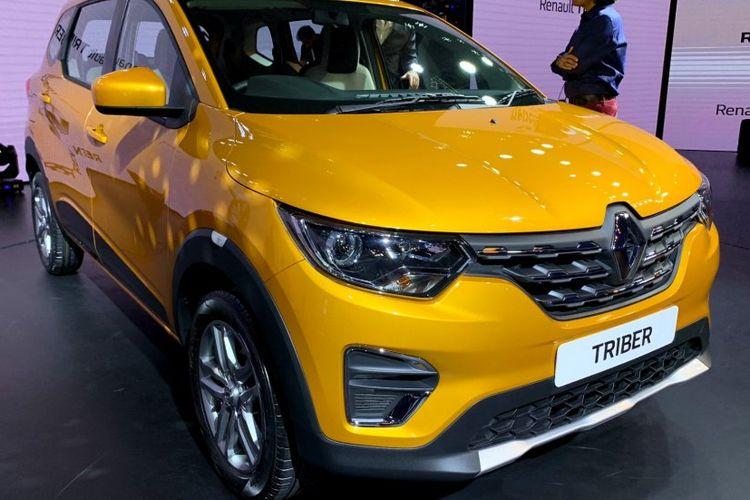 Penanatang Avanza Cs dari Renault resmi meluncur.