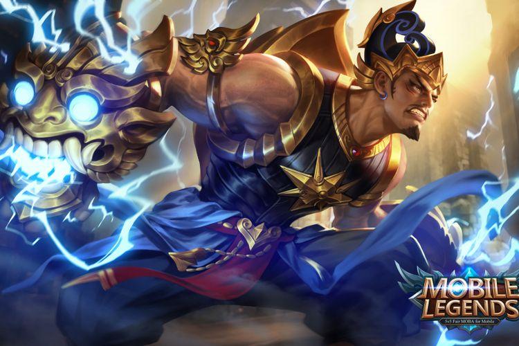 Mobile Legends bekerja sama dengan kartunis lokal, Yuniarto, memutuskan untuk menciptakan desain karakter hero baru yang tebaik, yakni GatotKaca. Hero baru ini bisa diunduh melalui aplikasi mobile game di Mobile Legends mulai Rabu (19/7/2017).