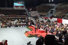 Presiden Jokowi Minta Polri Antisipasi Konflik dengan Sentimen SARA