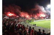 Bali United Banding atas Sanksi Pesta Flare di Stadion