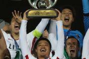 Kashima Antlers Juara Liga Champions Asia