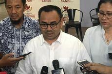 Soal Usul TPF Kecurangan Pemilu, BPN Sebut Kubu 01 dan 02 Bisa Terlibat