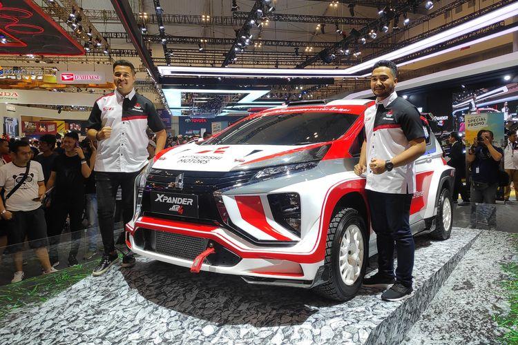 Tim Xpander Rally siap berlaga di kejuaraan nasional dan internasional