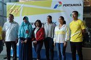 Turnamen Tenis Pertamina 25K Women's Circuit Resmi Dibuka