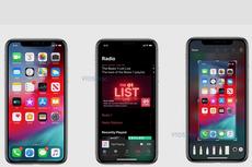 Begini Tampilan Mode Gelap di iOS 13