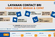 Nasabah BRI Mulai Terima SMS, Kartu ATM Tak Bisa Digunakan