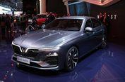 Mobil Mewah Buatan Vietnam Meluncur di Paris Motor Show