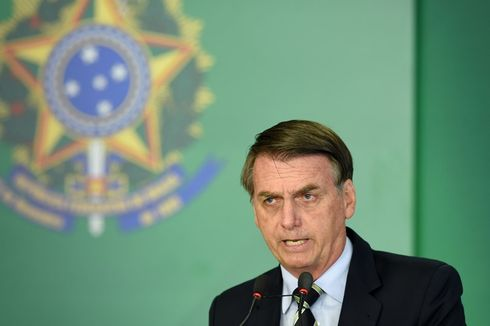 Warga Brasil Tanpa Catatan Kriminal Kini Lebih Mudah Peroleh Senjata