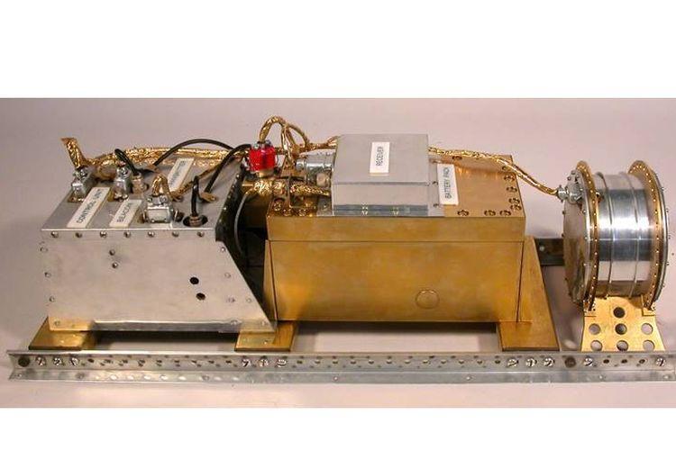 Proyek SCORE satelit komunikasi