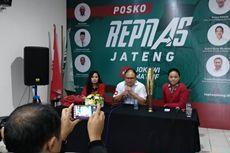 Dukung Jokowi-Ma'ruf, Selama Sepekan Relawan Gelar Kirab Api Keliling Jateng