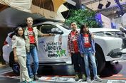 Keluarga Petualang Jelajahi 65.000 Kilometer dengan Pajero Sport