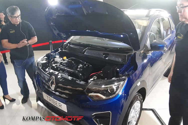 Renault Triber di Indonesia