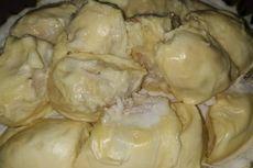 Durian Bungbulang dari Lebak, Bobot Bisa Capai 12 Kg, Rasanya Legit Nikmat