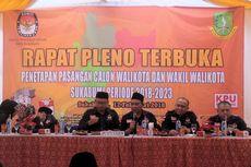 Pilkada Kota Sukabumi Diikuti Empat Pasangan Calon