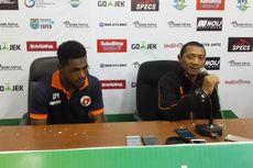 Kalah dari Arema FC, Perseru Bermasalah di Penyelesaian Akhir