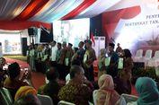 Jokowi: Keluhan yang Terus Menerus Masuk ke Kuping Saya soal Sengketa Lahan