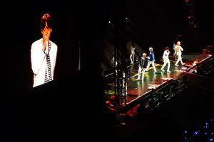 Seung Yoon WINNER Curhat soal Nasi Goreng di Sela Konser