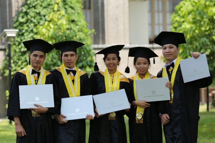 13 Mahasiswa ASEAN mengambil program pascasarjana di UGM