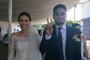 Petra Sihombing dan Firrina Sinatrya Resmi Jadi Pasangan Suami Istri