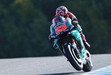 Kejutan, Duo Pebalap Tim Satelit Yamaha Start Terdepan di Jerez