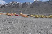 Tiba di Everest Basecamp, Tim Wissemu Latihan Teknik Pendakian